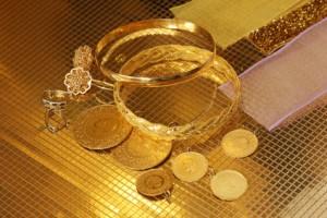 Gold, Goldschmuck