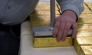 Bundesbank Goldbarren Video