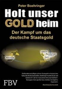 Holt unser Gold heim Buch Boehringer