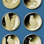 20 Euro Goldmuenzen Heimische Voegel