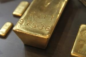 Goldbarren WMF