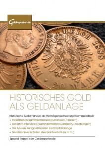 Sammlermünzen, Geldanlage, Historisch, Goldmünzen, SR-12-Cover