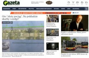 Gazeta Nazi-Gold-Zug