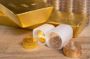 Godlbarren Goldmünzen Coininvest