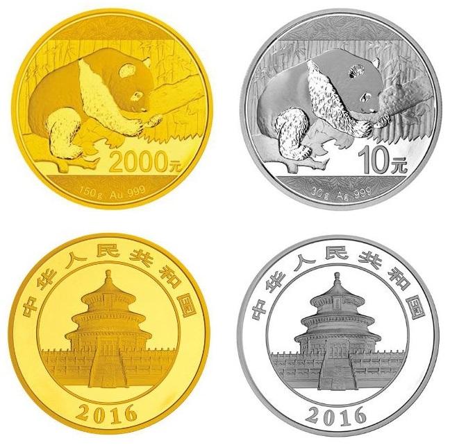 Gold Und Silbermünzen China Wirft Unze über Bord Goldreporter