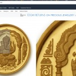 Amazon Indien Gold Coin