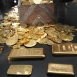 Goldmuenzen Goldbarren EMM 2015