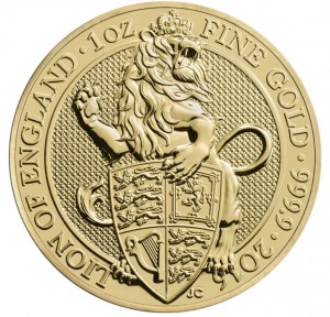 Beats Lion Royal Mint