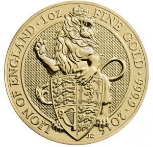 Beats Lion Royal Mint