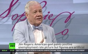 Rogers Russia Today