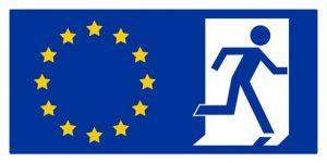 Flucht aus Europa - EUxit