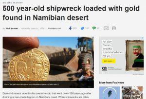 Gold Namibia