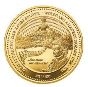 Gold kaufen, Gold, Medaille, Goldmünze