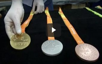 Goldmedaillen Olympia 2016