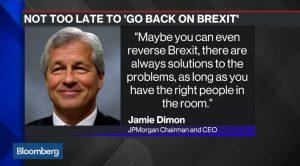 JPM Dimon Brexit