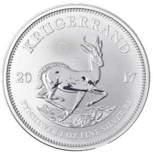 Krügerrand Münze Aus Silber Angekündigt Goldreporter