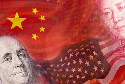 USA, China, Schulden, Staatsanleihen