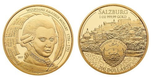 mozart coin