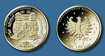 Bundesregierung Lässt Neue 100 Euro Goldmünze Prägen Goldreporter