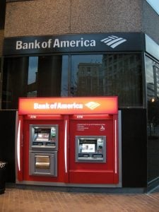 Gold kaufen, Bank of America