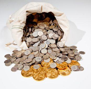 Goldmünzen, Silbermünzen, American Eagle