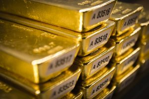Goldbarren, Gold, Goldreserven