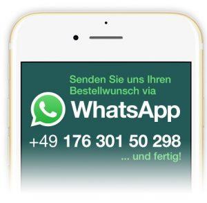 Gold kaufen WhatsApp
