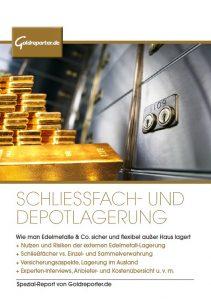Gold lagern, Tipps, Ratgeber