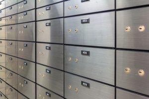 Bankschließfach sicher