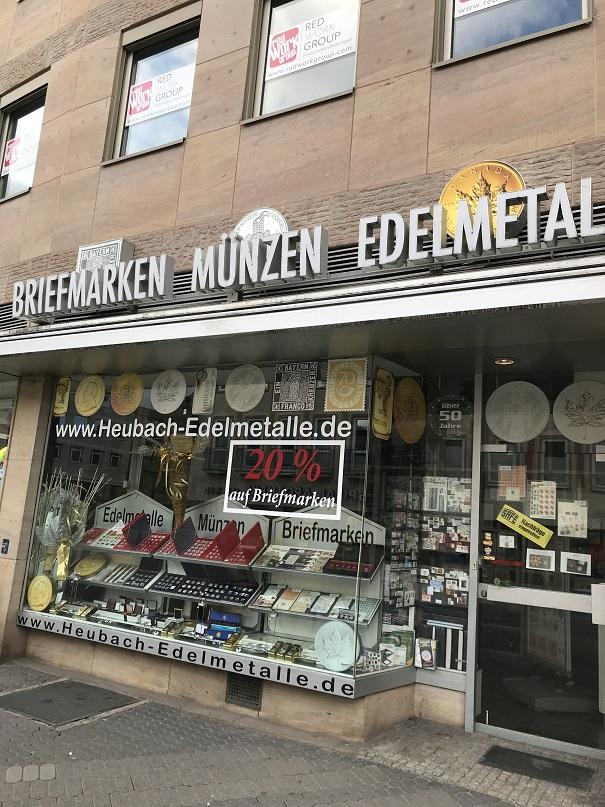 Heubach Edelmetalle Goldreporter