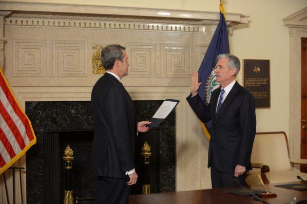 Fed-Präsident Jerome Powell