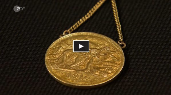Bares Für Rares Seltene Reichsgoldmünze Versteigert Goldreporter