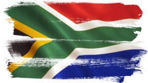 Südafrika, Flagge