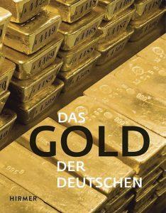 """Goldbuch der Bundesbank: """"Das Gold der Deutschen"""""""