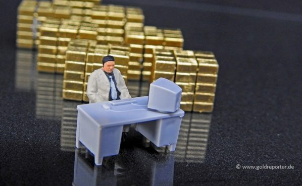 Gold, Futures, Banken (Foto: Goldreporter)