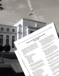 Fed, Protokoll