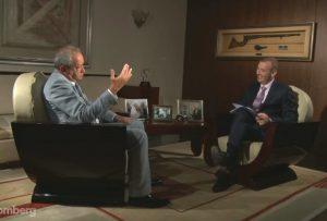 Naguib Sawiris, Gold