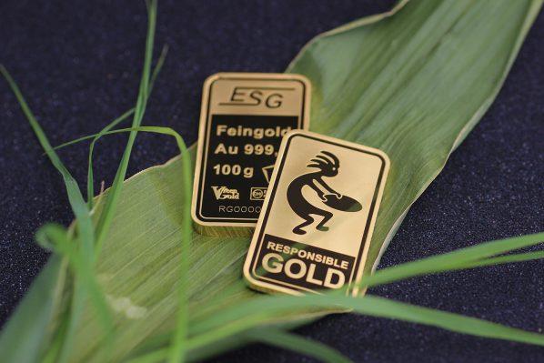 Responsible Gold (Foto: ESG Edelmetalle)