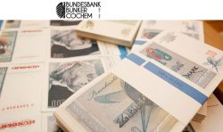 Bundesbank-Bunker, Notgeld, D-Mark