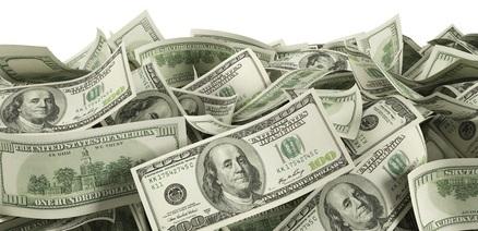 Dollar-Schulden (Foto: Denisismagilov - Fotolia)