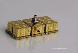 Gold, Geldanlage
