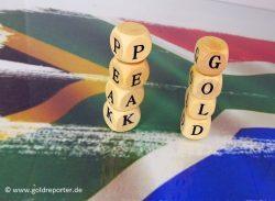 Gold, Förderung, Südafrika, Goldproduktion (Foto: Goldreporter)