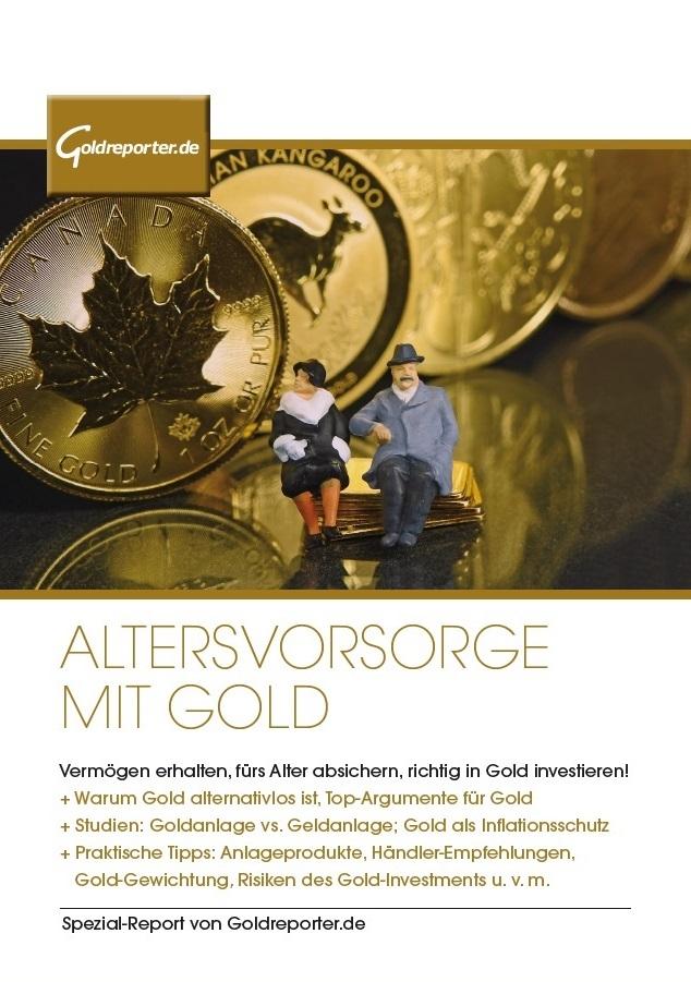 Goldreporter Newsletter