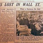 Wall Street Crash 1929 Goldreporter