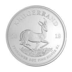 Silber-Krügerrand, Sicherheit