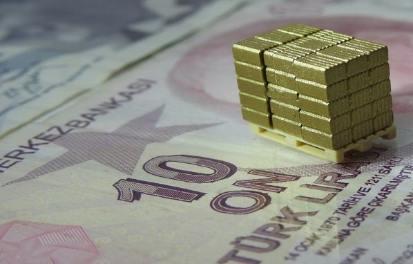 Gold, Goldreserven, Türkei (Foto: Goldreporter)