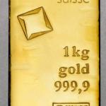Goldbarren-Kilo-Scheideanstalt