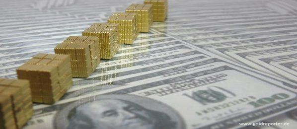 Gold, Goldreserven, Goldmarkt (Foto: Goldreporter)