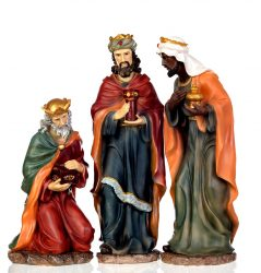 Gold, Drei Heilige Könige