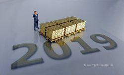 Gold, Prognose 2019 (Foto: Goldreporter)